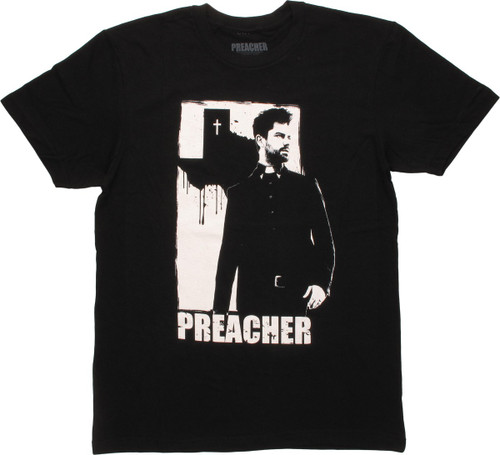 Preacher Standing and Looking T-Shirt