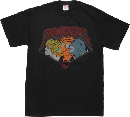 Thundercats Profile Trio T-Shirt