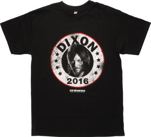 Walking Dead Daryl Dixon 2016 T-Shirt