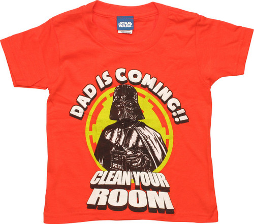 Star Wars Clean Room Toddler T-Shirt