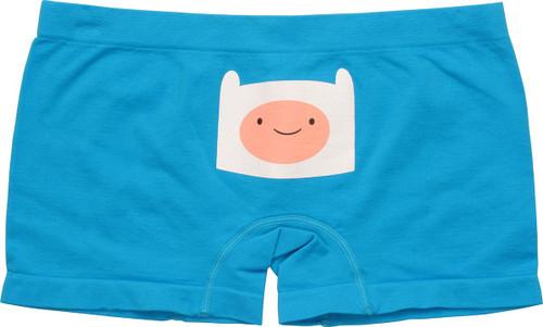 Adventure Time Finn Boy Short Panty