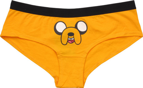 Adventure Time Jake Face Panty