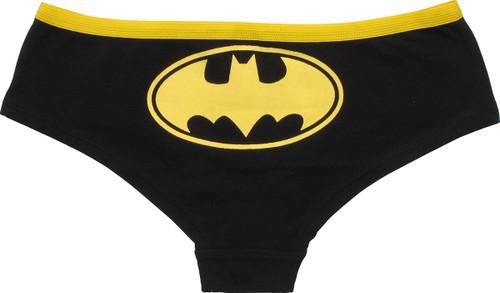 Batman Back Glow Logo Panty