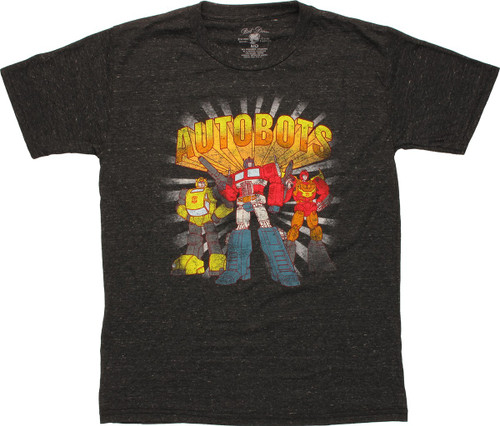 Transformers Autobots Trio Youth T-Shirt