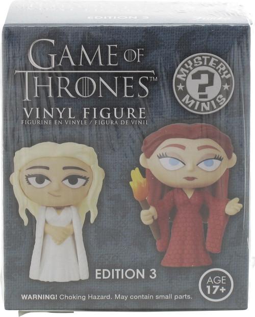 Game of Thrones Mystery Minis Series 3 Blind Box Vinyl Figurine