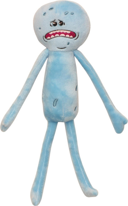 Rick and Morty Mr. Meeseeks Sad Face Plush