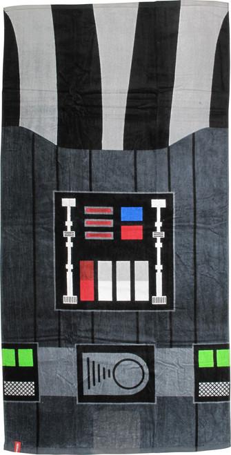 Star Wars Darth Vader Costume Towel