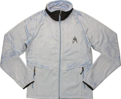 Star Trek TOS Sciences Fleece Jacket