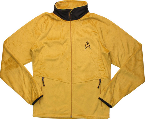 Star Trek TOS Command Fleece Jacket