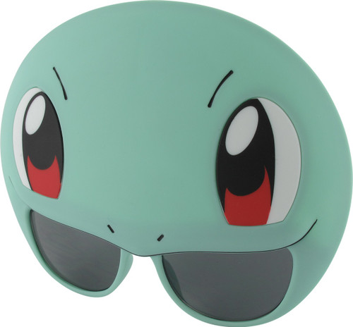 Pokemon Squirtle Head Costume Glasses
