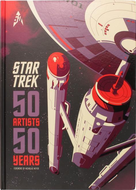 Star Trek 50 Artists 50 Years Nicholas Meyer Book