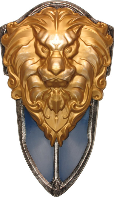 World of Warcraft Costume Stormwind Lion Shield