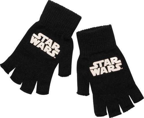 Star Wars Name Fingerless Gloves