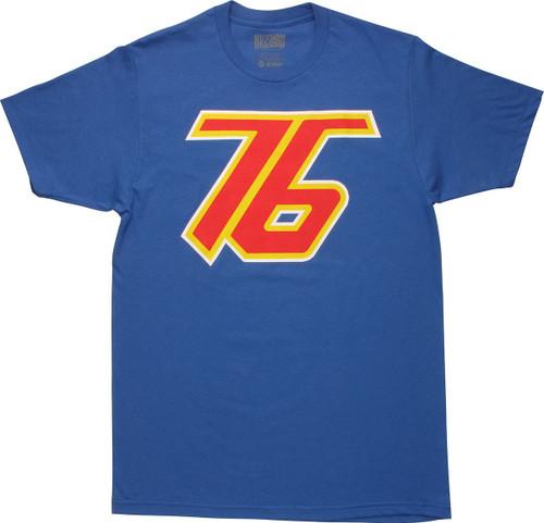 Overwatch Soldier 76 Logo T-Shirt