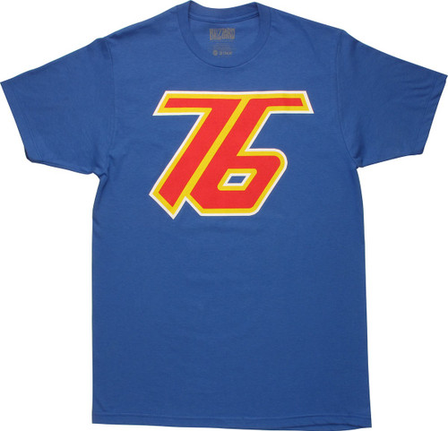 Overwatch Soldier 76 Logo T-Shirt