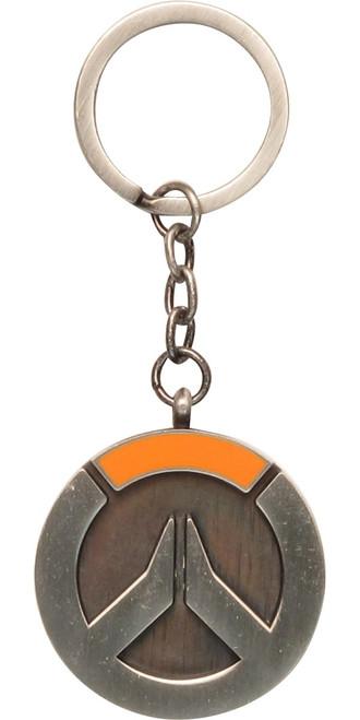 Overwatch Logo Keychain