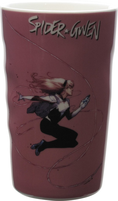 Spider-Gwen Cover Molded Ceramic Glass
