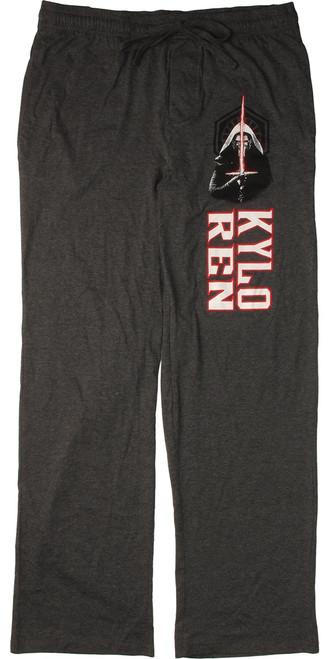 Star Wars Kylo Ren and Name Pajama Pants