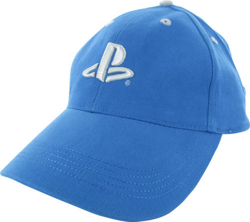 PlayStation Embroidered Logo Velcro Hat