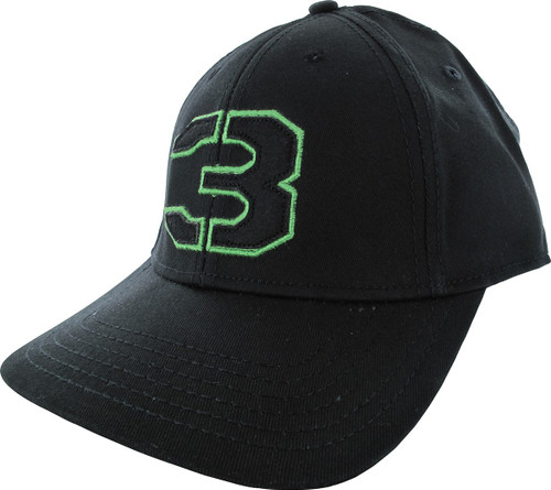 Call of Duty Green Outlined 3 Flex Hat