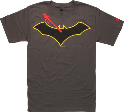 Batman Watchmen Symbol Logo T-Shirt