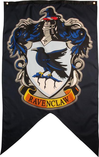 Harry Potter Ravenclaw Crest Banner Flag