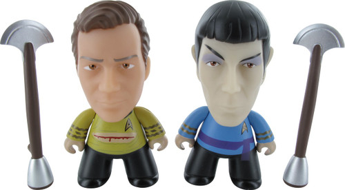 Star Trek 50th Kirk and Spock Vinyl Figurine