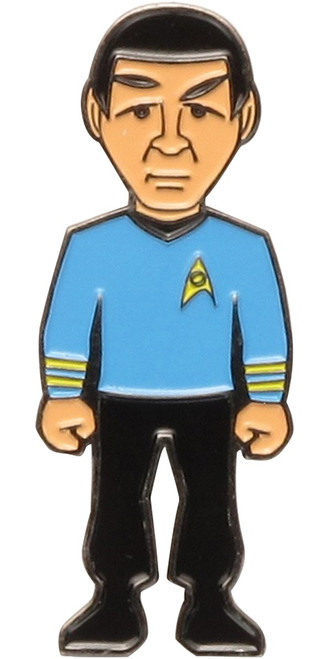 Star Trek 50th Anniversary Spock Pin