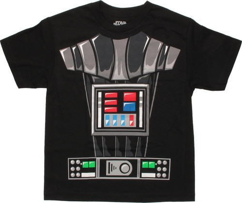Star Wars Darth Vader Suit Costume Youth T-Shirt