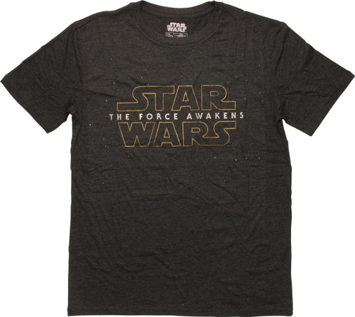 Star Wars The Force Awakens T-Shirt Sheer