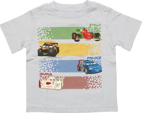 Cars International Cars and Bars Infant T-Shirt