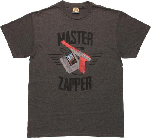 Nintendo Duck Hunt Master Zapper T-Shirt