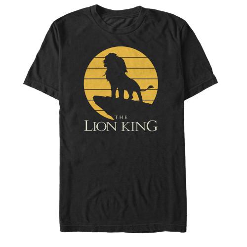 Lion King Simba Rock Shadow T-Shirt