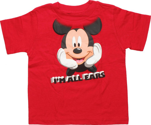 Mickey Mouse I'm All Ears Infant T-Shirt