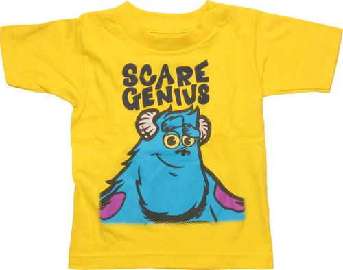 93dee173 Monsters Inc Scare Genius Toddler T-Shirt