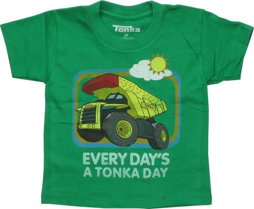 Tonka Every Day's a Tonka Day Toddler T-Shirt