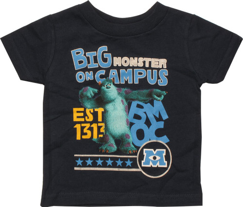 ce1bdd969 Monsters Inc Sulley BMOC Est 1313 Infant T-Shirt