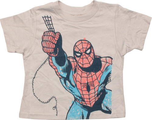 Spiderman Green Goblin Double Sided Infant T-Shirt