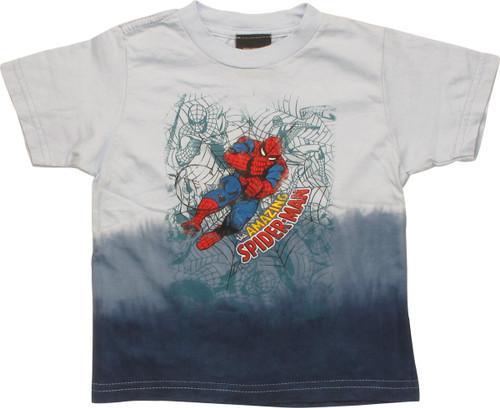 Amazing Spiderman Swing Tie Dye Infant T-Shirt
