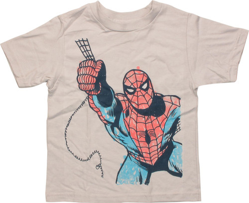 Spiderman Green Goblin Double Sided Toddler Shirt