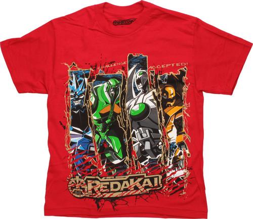 Redakai Challenge Accepted Youth T-Shirt