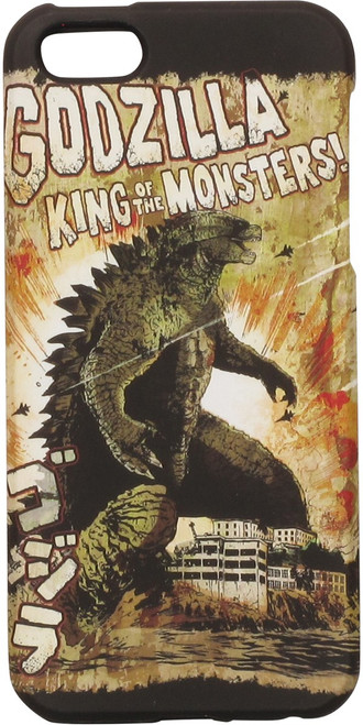 Godzilla King Of The Monsters iPhone 5 Phone Case