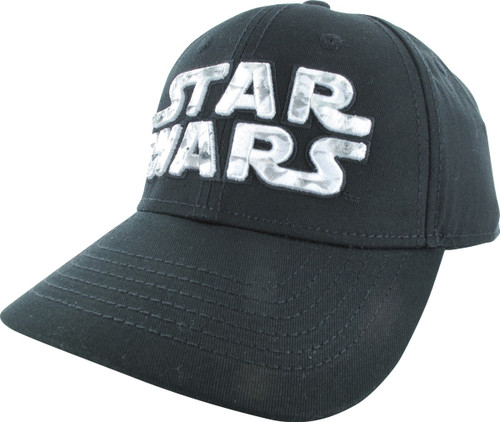 Star Wars Embroidered Logo Troopers Snapback Hat