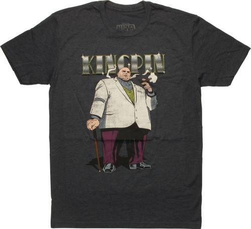 Kingpin Standing Under Name T-Shirt