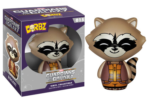Guardians of the Galaxy Rocket Vinyl Figurine