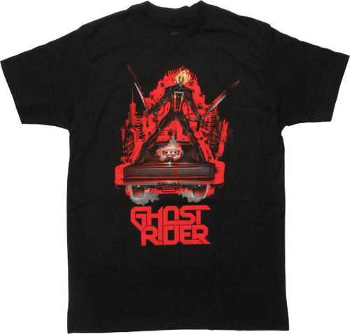 Ghost Rider 5 Cover Variant T-Shirt