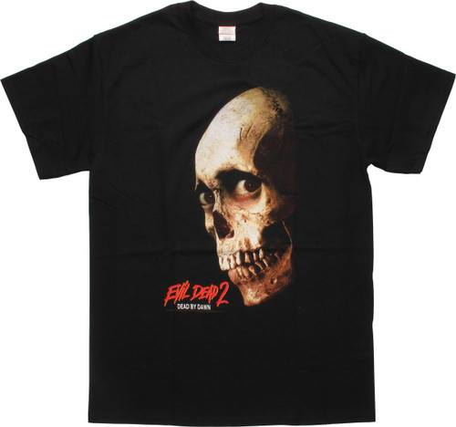 Evil Dead 2 Dead By Dawn Poster T-Shirt