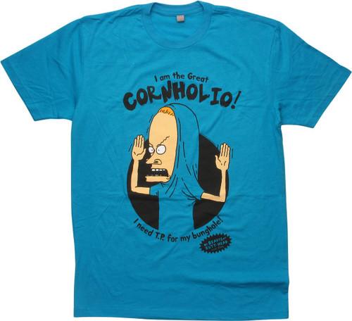 Beavis and Butthead Great Cornholio T-Shirt