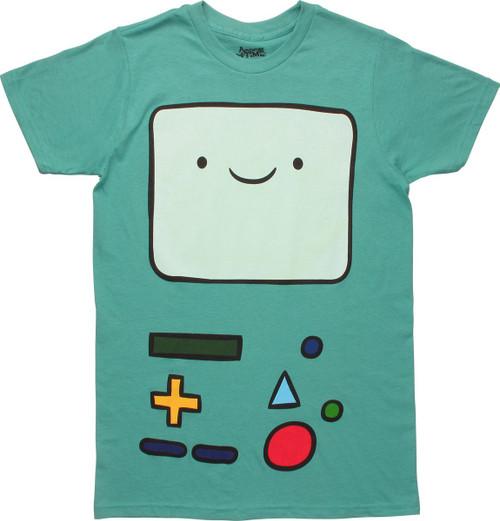 Adventure Time Big Happy Beemo T-Shirt
