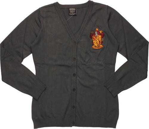 Harry Potter Gryffindor Cardigan Sweater